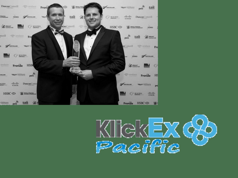 Robert Bell KlickEx Pacific